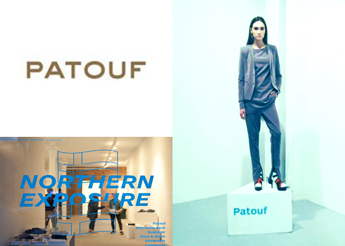 Kaitlyn Tapp in Patouf (Sweden) Presentation