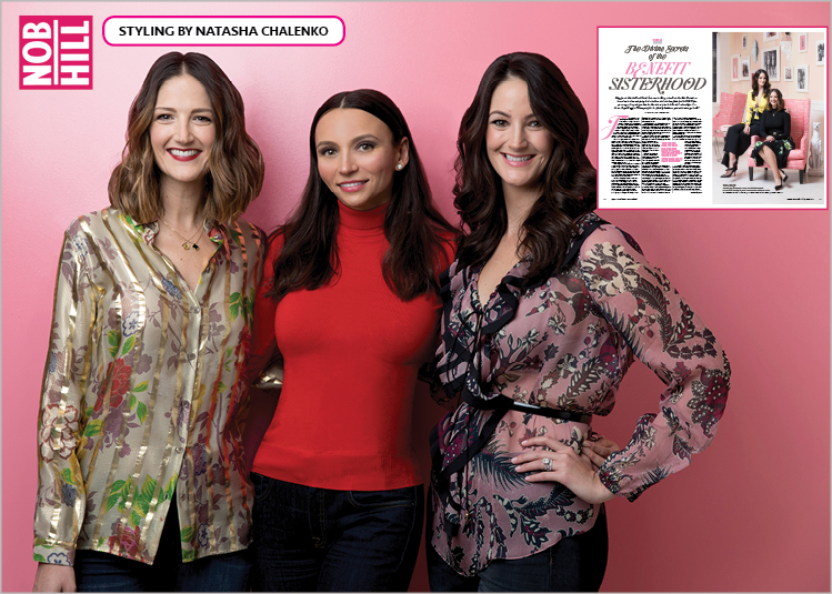 Natasha Chalenko directs Benefit Cosmetics feature